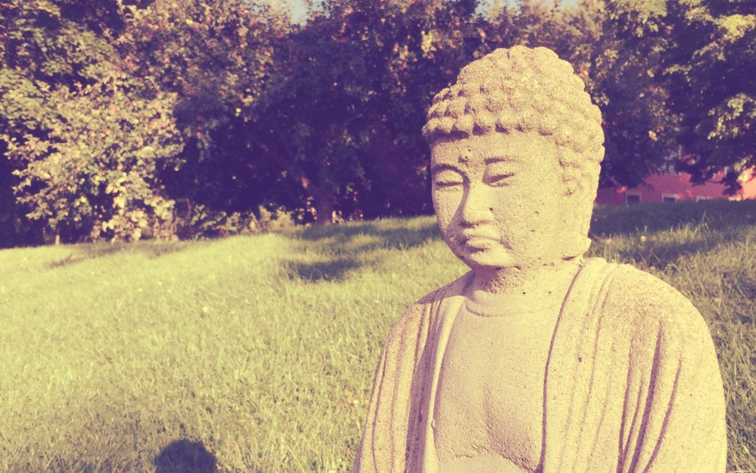 9 Days of Silence: Just Me, Spirit, and the Present Moment
