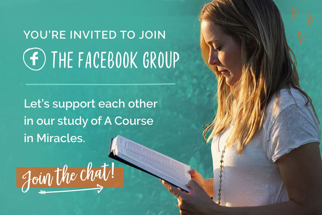 NEW: ACIM Global Study Group with Robin... - A Course in ...